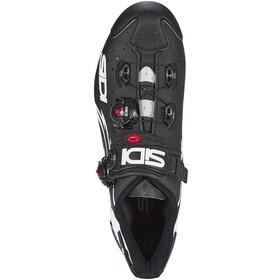 Sidi Wire Carbon Shoes Men Matt Black/White
